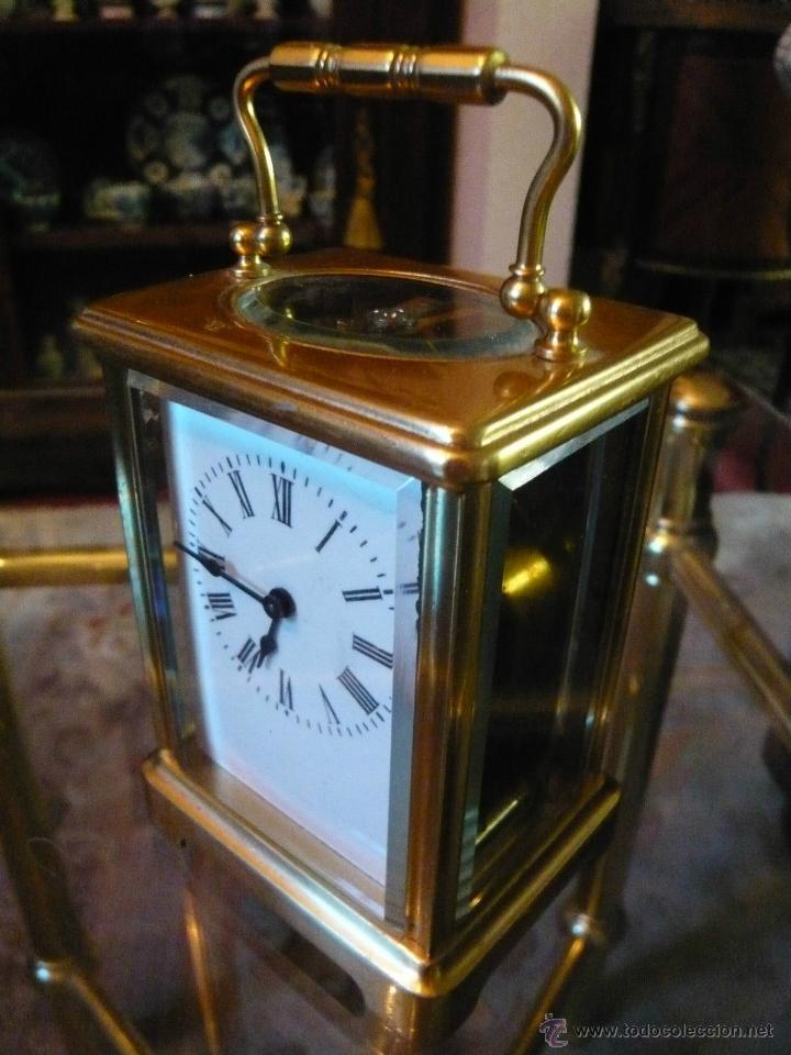 Relojes de carga manual: RELOJ CARRUAJE FRANCES - Foto 2 - 45217118