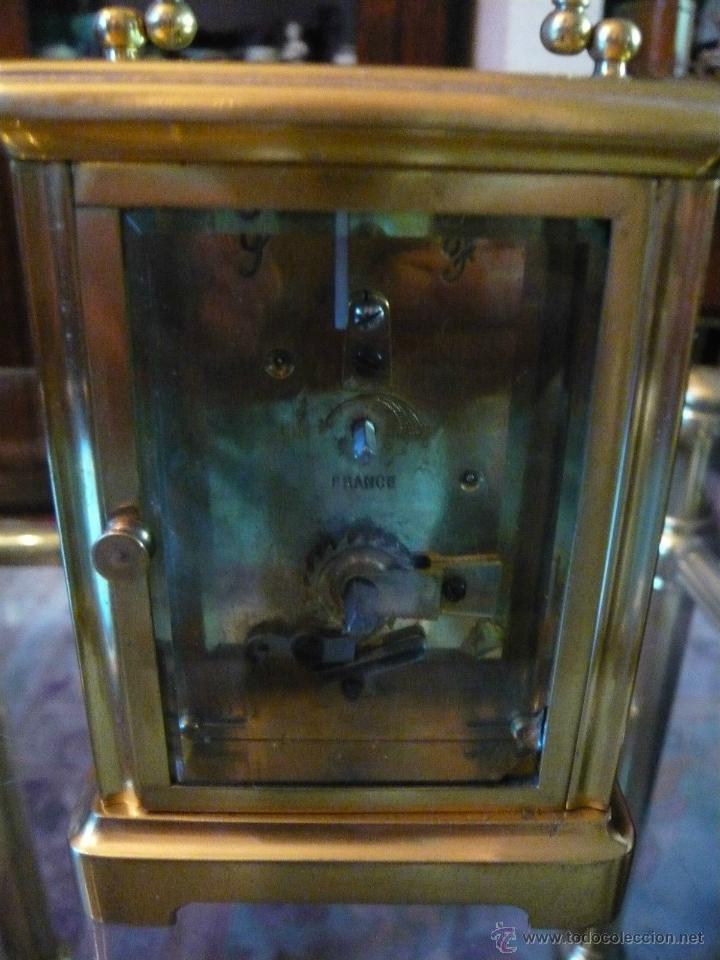 Relojes de carga manual: RELOJ CARRUAJE FRANCES - Foto 4 - 45217118