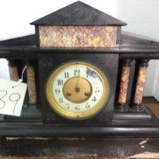 Relojes de carga manual: RELOJ DE SOBREMESA NAPOLEÓN III SIGLO XIX-XX- 39. Lote 43445878