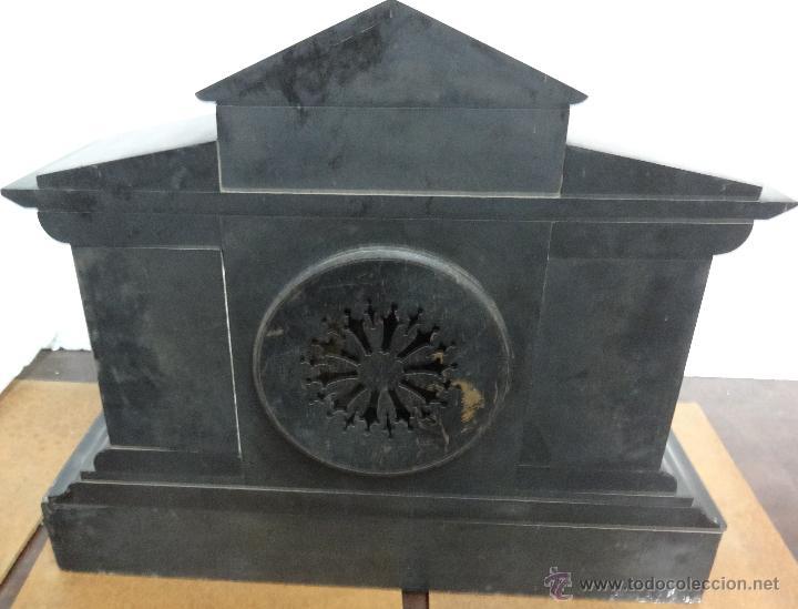 Relojes de carga manual: RELOJ DE SOBREMESA NAPOLEÓN III SIGLO XIX-XX, 6000-039 - Foto 17 - 43445878