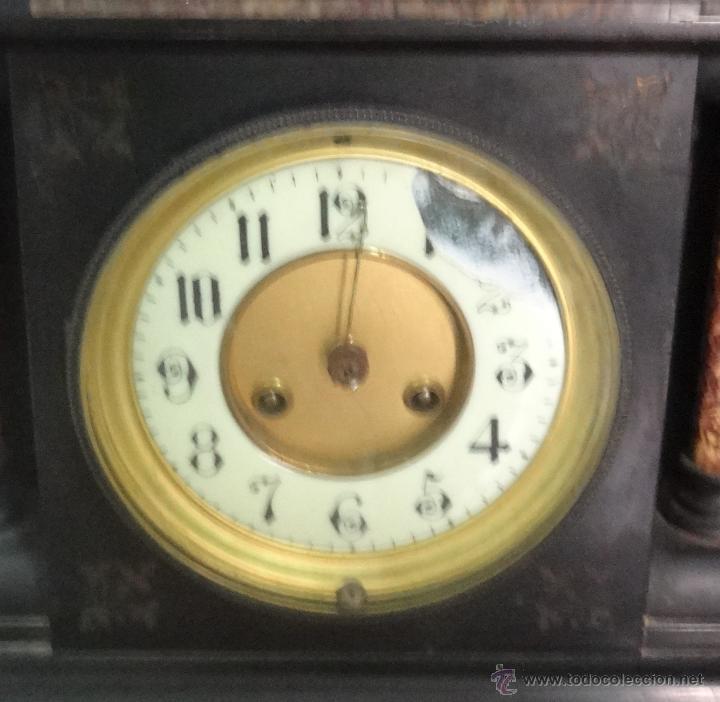 Relojes de carga manual: RELOJ DE SOBREMESA NAPOLEÓN III SIGLO XIX-XX, 6000-039 - Foto 20 - 43445878