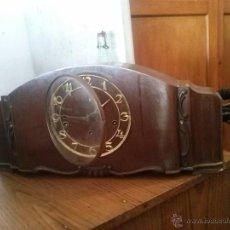 Relojes de carga manual: RELOJ ANTIGUO DE SOBREMESA. Lote 45537119