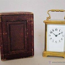 Relojes de carga manual: RELOJ DE CARRUAJE. Lote 45770508