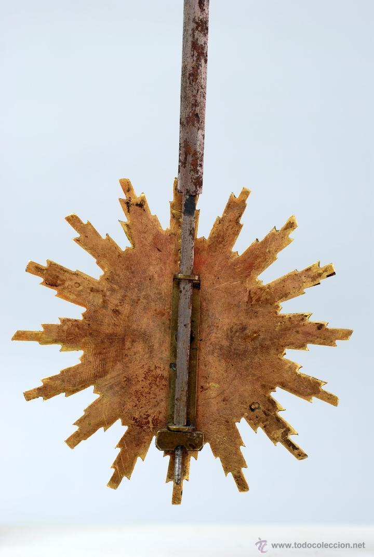 Relojes de carga manual: Reloj Luis XVI mármol blanco y bronce dorado Francia S XVIII Funciona - Foto 11 - 45833521