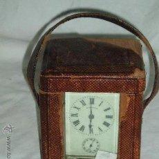 Relojes de carga manual: RELOJ DE VIAJE. Lote 30336201