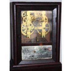 Relojes de carga manual: RELOJ DE SOBREMESA WATERBURY. Lote 46372663