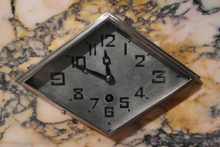 Relojes de carga manual: RELOJ ART DECO CON GUARNICION - Foto 7 - 46595696