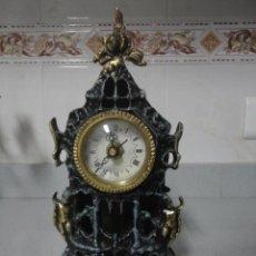 Relojes de carga manual: RELOJ SOBREMESA. Lote 46688058