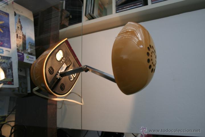 Relojes de carga manual: RARO RELOJ DIGITAL LAMPARA VINTAGE - Foto 2 - 46766889