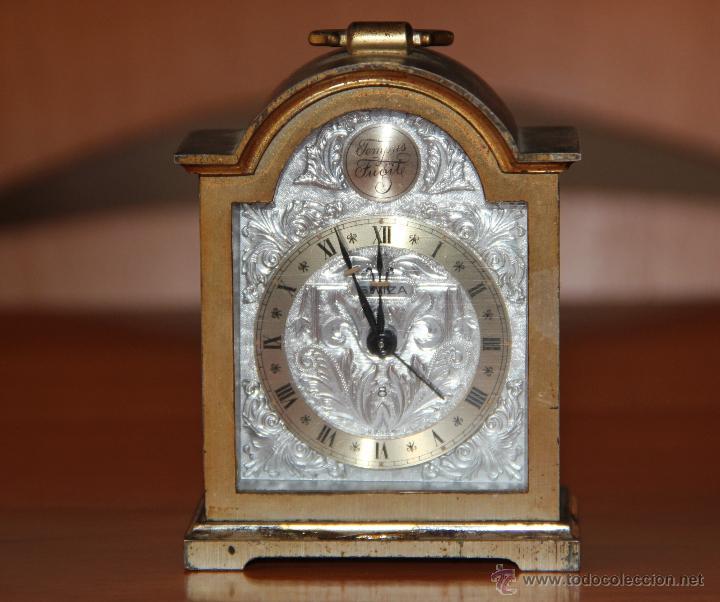 Relojes de carga manual: RELOJ SWIZA 8 DIAS CUERDA - Foto 4 - 47514161