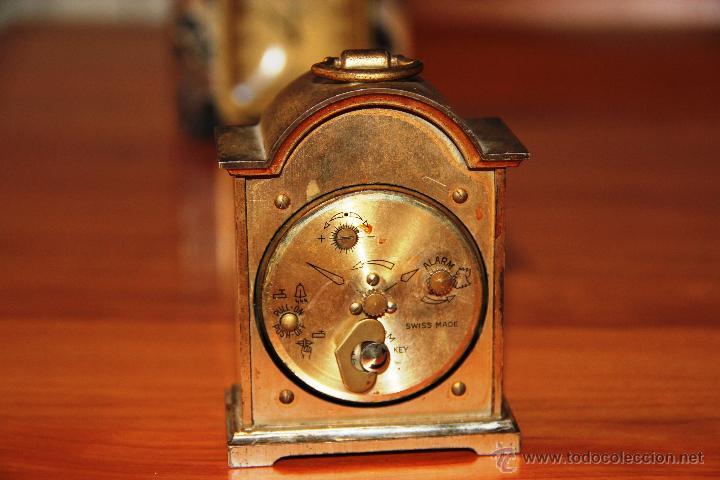 Relojes de carga manual: RELOJ SWIZA 8 DIAS CUERDA - Foto 5 - 47514161