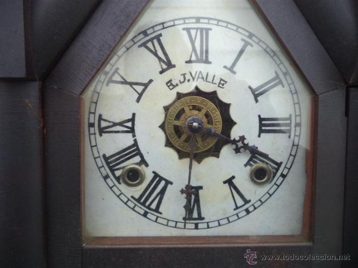 Relojes de carga manual: reloj de sobremesa - Foto 2 - 47801579