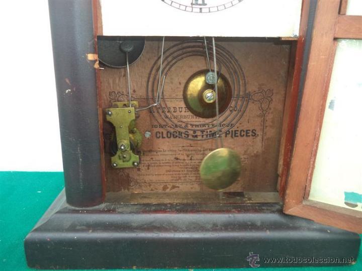 Relojes de carga manual: reloj de sobremesa - Foto 3 - 47801579