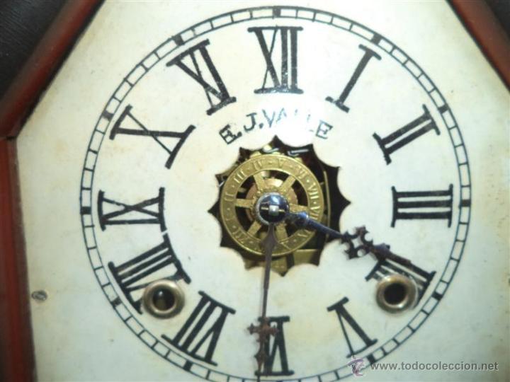 Relojes de carga manual: reloj de sobremesa - Foto 4 - 47801579