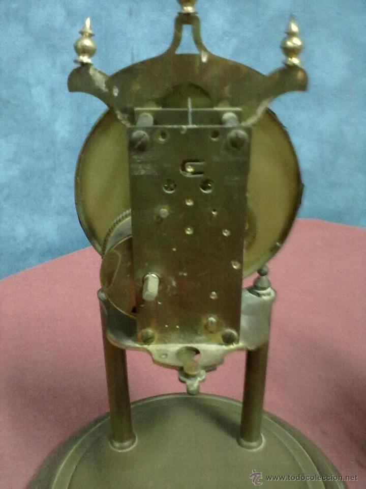 Relojes de carga manual: DOS RELOJES COLUMNAS KUNDO 400 DIAS PARA PIEZAS O RESTAURAR - Foto 4 - 47913796