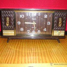 Horloges à remontage manuel: RELOJ AVISADOR TIMBRE Y MUSICA. Lote 48161309