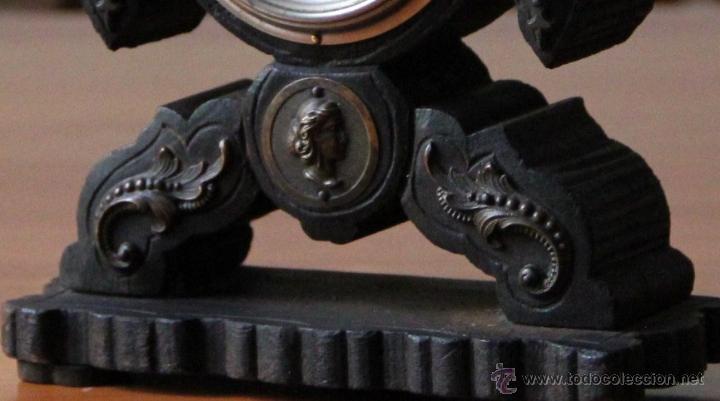 Relojes de carga manual: ANTIGUO RELOJ DE SOBREMESA - Foto 3 - 48939589