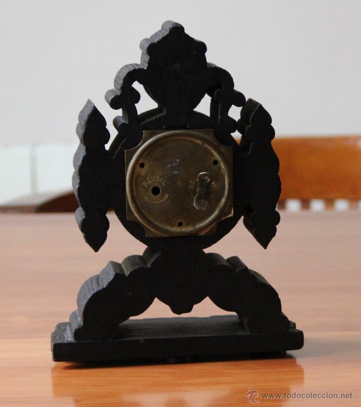 Relojes de carga manual: ANTIGUO RELOJ DE SOBREMESA - Foto 8 - 48939589