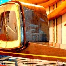 Relojes de carga manual: RELOJ SOBREMESA ART-DECO ALEMAN (PERFECTO ESTADO). Lote 49296320