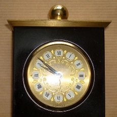 Relojes de carga manual: RELOJ DESPERTADOR DE SOBREMESA SUIZO MARCA ¨LOOPING¨. Lote 49844779