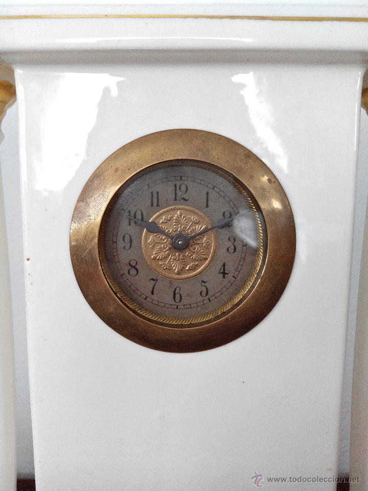 Relojes de carga manual: Reloj de sobremesa. - Foto 3 - 49903862