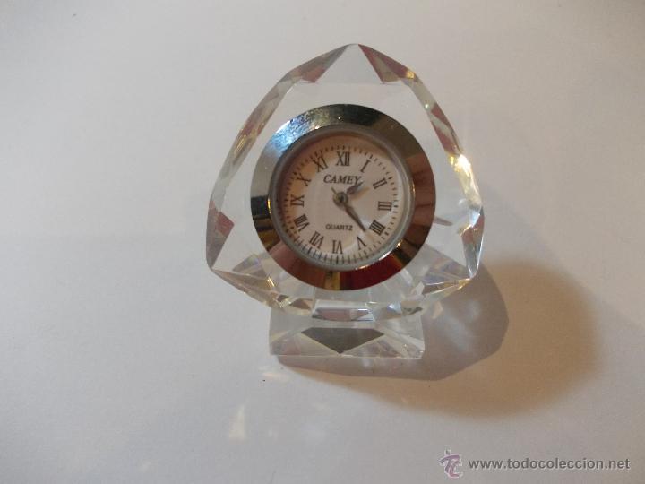 Marca Camey Reloj Swarovski Cristal De Sobremesa En wPXTOkZiu