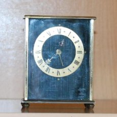 Relojes de carga manual: ANTIGUO RELOJ CUERDA 7 DÍAS LINDEN GUILD Nº 8 MADE IN FRANCE -FUNCIONA. Lote 50213668