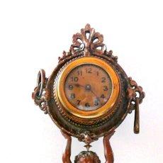 Relojes de carga manual: FANTASTICO RELOJ FRANCES DE SOBREMESA. Lote 140635213