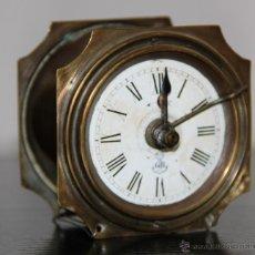 Relojes de carga manual: RELOJ CON ESCAPE DE PENDULO MUY ANTIGUO. Lote 51962640