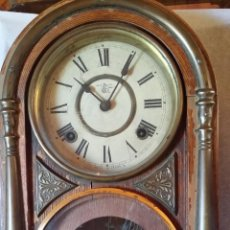 Relojes de carga manual: RELOJ COLONIAL JAPONÉS / PROCEDENCIA CHINA (XIAN). Lote 50699115
