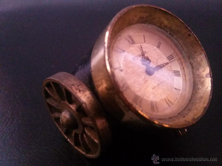 RELOJ BOREA FORMA CAÑON (Relojes - Sobremesa Carga Manual)