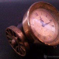 Relojes de carga manual: RELOJ BOREA FORMA CAÑON. Lote 51004047
