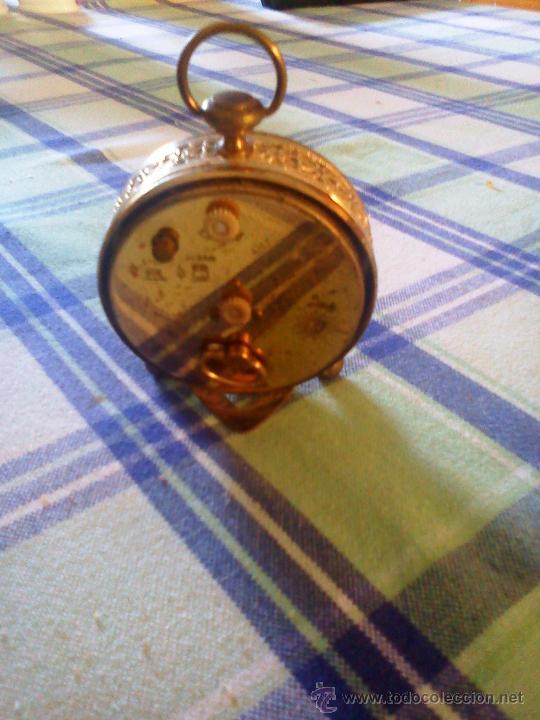 Relojes de carga manual: Reloj de sobremesa de carga manual Europe 2 Jewels Alemania - Foto 2 - 51234674