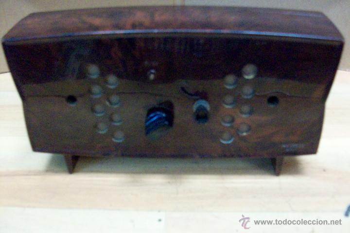 Relojes de carga manual: ANTIGUO RELOJ RHYTHM-JAPONES-DE BAQUELITA - Foto 4 - 51549528