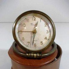 Relojes de carga manual: ANTIGUO RELOJ DE VIAJE MARCA TOURIOT . Lote 52705040