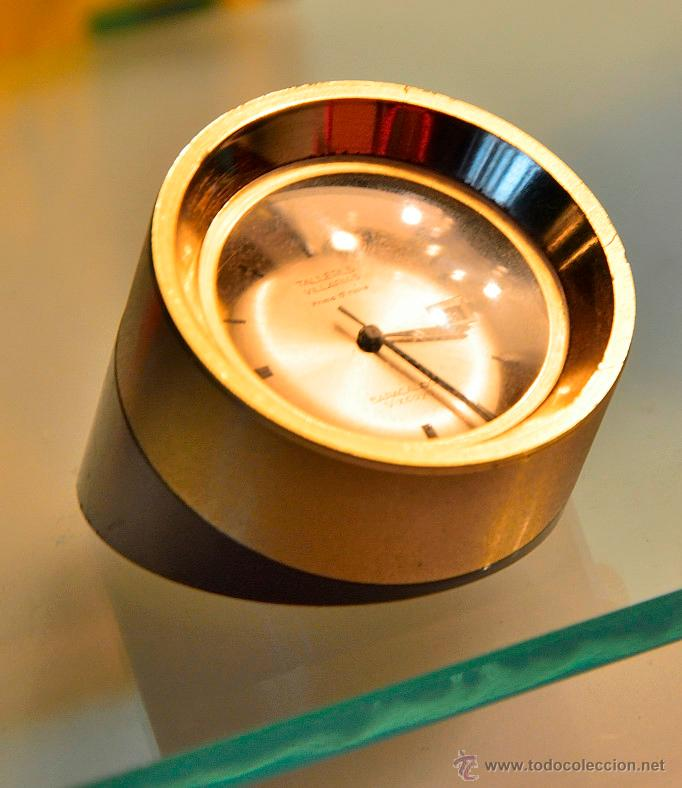 Relojes de carga manual: RELOJ SOBREMESA DE CUERDA DISEÑO - Foto 4 - 53345070