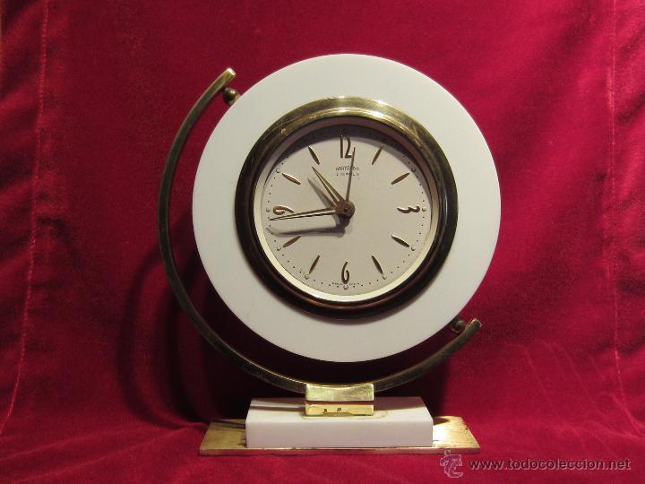 RELOJ DESPERTADOR SOBREMESA (Relojes - Sobremesa Carga Manual)
