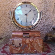 Relojes de carga manual: EXCELENTE RELOJ PARA MESA DE DESPACHO. Lote 54284187