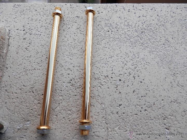 Relojes de carga manual: Columnas de reloj sobremesa Kundo 400 días péndulo giratorio - Foto 3 - 54518255