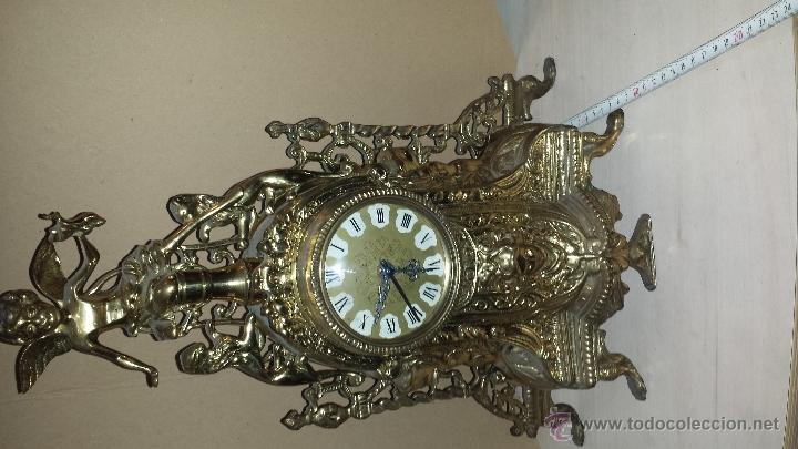 Relojes de carga manual: RELOJ BRONCE - Foto 2 - 54559745