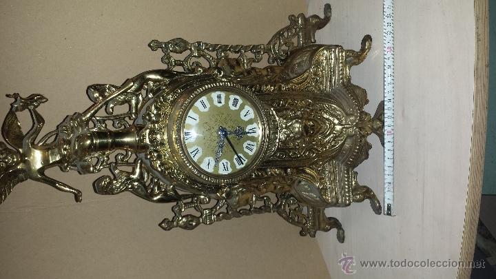 Relojes de carga manual: RELOJ BRONCE - Foto 4 - 54559745