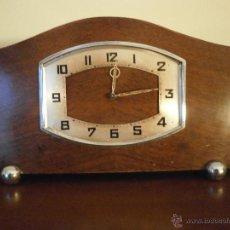 Relojes de carga manual: RELOJ ART DÉCO.. Lote 54656399