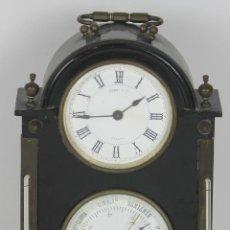 Relojes de carga manual: ESTACION METEREOLOGICA Y RELOJ. ADERS Y CIA. HABANA. PRINCIPIOS SIGLO XIX-XX.. Lote 53249188