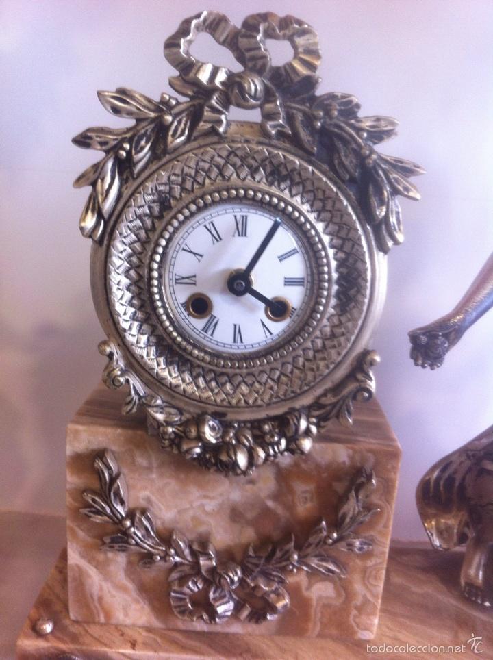 Relojes de carga manual: RELOJ Y CANDELABROS - Foto 5 - 54927606