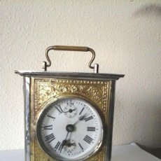 Relojes de carga manual: RELOJ DE CARRUAJE FUNCIONANDO. Lote 55155127