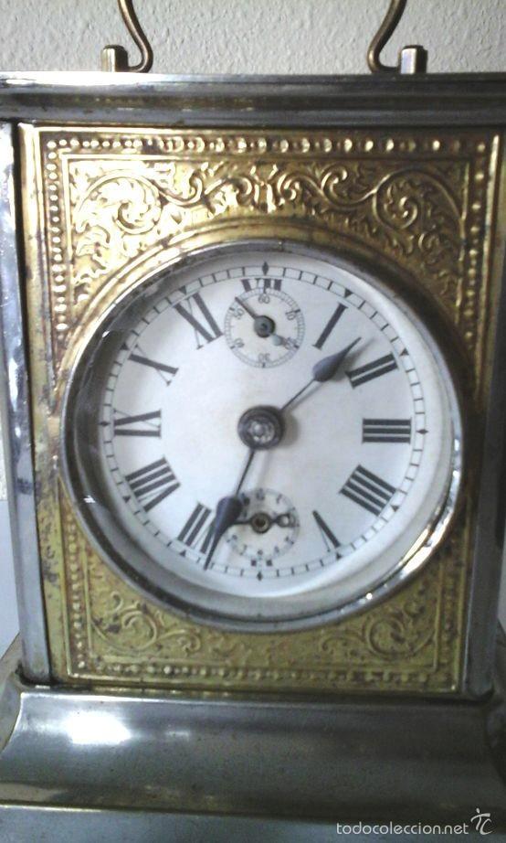 Relojes de carga manual: RELOJ DE CARRUAJE FUNCIONANDO - Foto 2 - 55155127