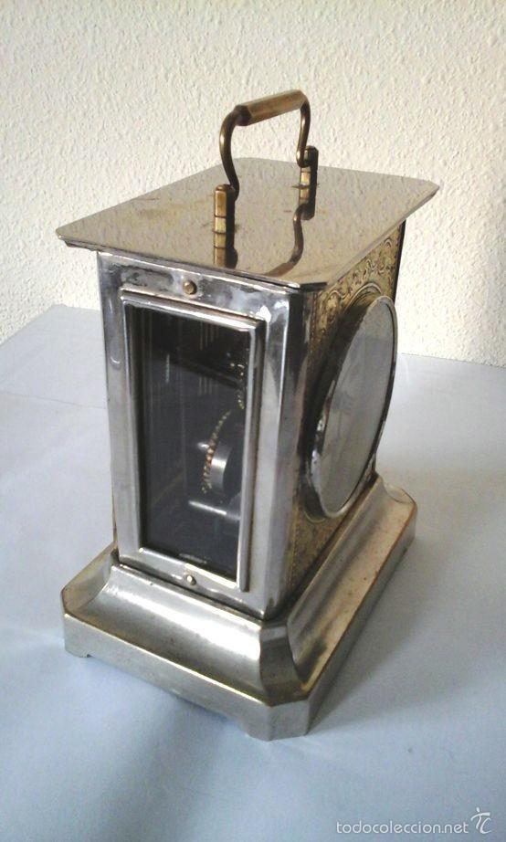 Relojes de carga manual: RELOJ DE CARRUAJE FUNCIONANDO - Foto 4 - 55155127