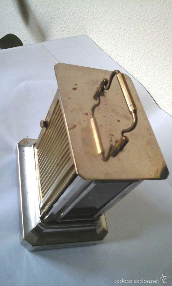 Relojes de carga manual: RELOJ DE CARRUAJE FUNCIONANDO - Foto 5 - 55155127