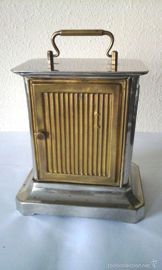 Relojes de carga manual: RELOJ DE CARRUAJE FUNCIONANDO - Foto 6 - 55155127