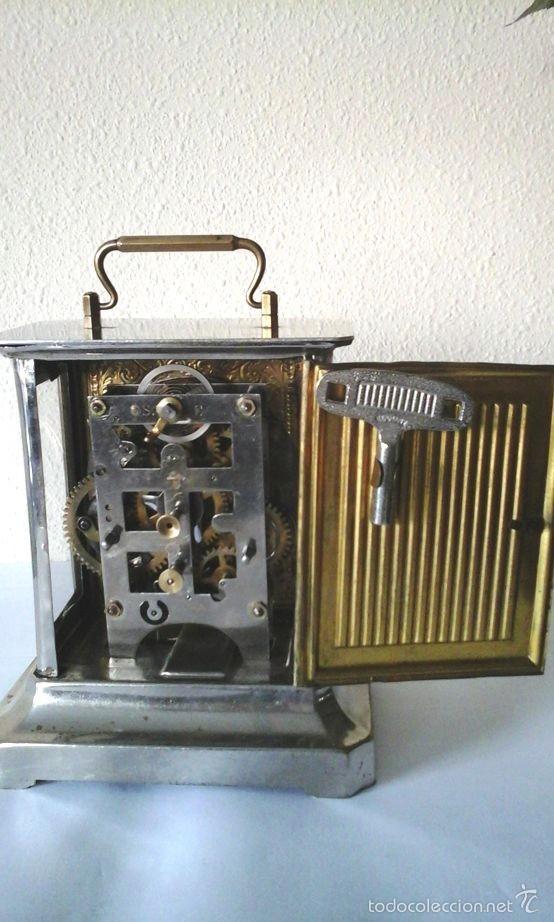 Relojes de carga manual: RELOJ DE CARRUAJE FUNCIONANDO - Foto 7 - 55155127